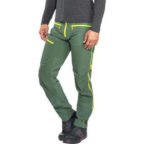 Norrøna Fjørå Flex1 Pantalon Homme, jungle green